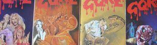 Cover Les romans parus dans la collection Gore (Fleuve Noir / Vaugirard)