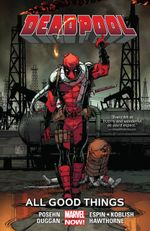 Couverture All Good Things - Deadpool, tome 8