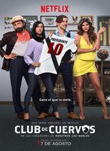 Affiche Club de Cuervos