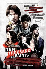 Affiche Ten Thousand Saints