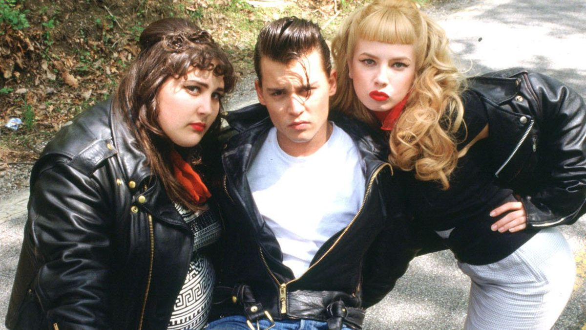 Cry Baby Film 1990 Senscritique