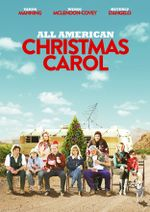 Affiche All American Christmas Carol