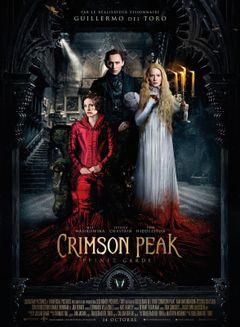 Affiche Crimson Peak