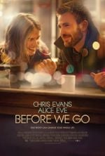 Affiche Before We Go
