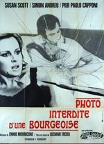 Affiche Photo interdite d'une bourgeoise