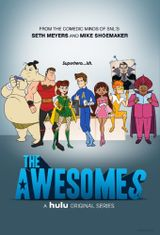 Affiche The Awesomes