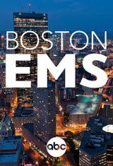 Affiche Boston EMS
