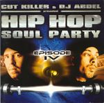 Pochette Hip Hop Soul Party, Episode IV