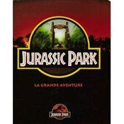 Couverture Jurassic Park : La Grande Aventure