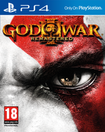 Jaquette God of War III Remastered