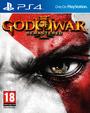 Jaquette God of War III Remastered