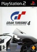Jaquette Gran Turismo 4