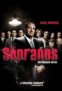 Affiche Les Soprano