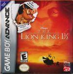 Jaquette Le Roi Lion 3 : Hakuna Matata