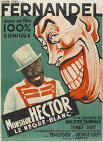 Affiche Monsieur Hector