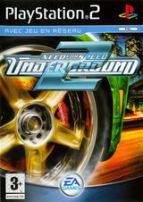 Jaquette Need For Speed Underground 2
