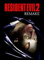 Jaquette Resident Evil 2 Remake