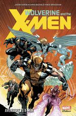 Couverture Avengers Vs. X-Men - Wolverine and the X-Men, tome 2