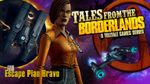 Jaquette Tales from the Borderlands : Épisode 4 - Escape Plan Bravo