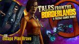 Jaquette Tales from the Borderlands : Épisode 4 - Escape Plan Bravo