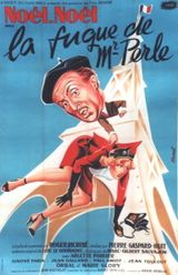 Affiche La Fugue de monsieur Perle