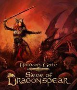 Jaquette Baldur's Gate : Enhanced Edition - Siege of Dragonspear