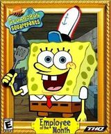 Jaquette SpongeBob SquarePants : Employee of the Month