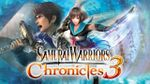 Jaquette Samurai Warriors Chronicles 3