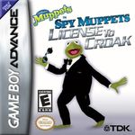 Jaquette Spy Muppets : License to Croak