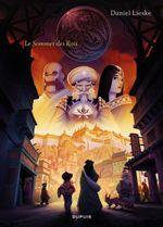Couverture Wormworld Saga - Tome 3 - Le Sommet des Rois