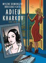 Couverture Adieu Kharkov