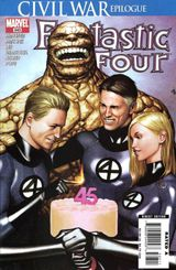 Couverture C'mon Suzie, Don't leave Us Hangin - Fantastic Four