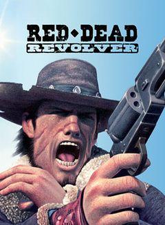 Jaquette Red Dead Revolver