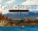 Jaquette Game of Thrones : Episode 5 - A Nest of Vipers