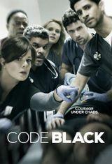 Affiche Code Black