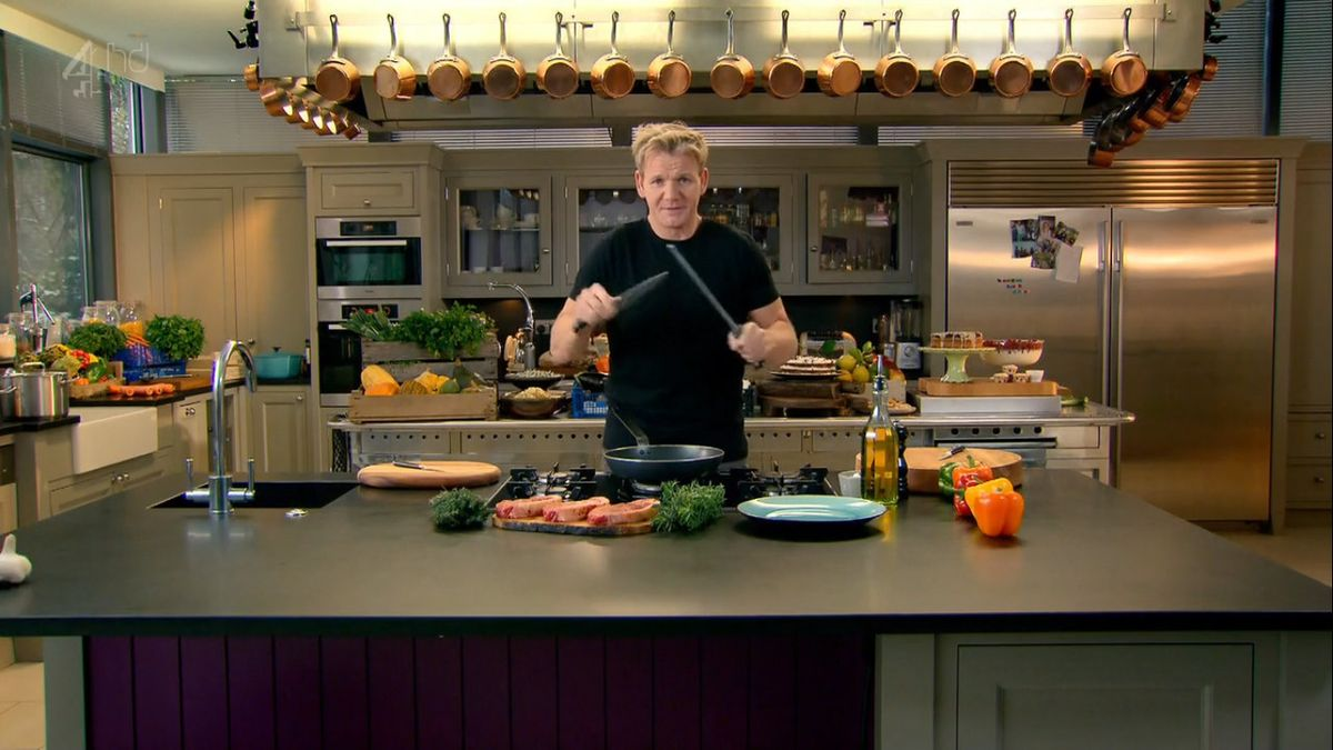 Saisons de gordon ramsay 39 s home cooking 2013 senscritique - Home cooking ...