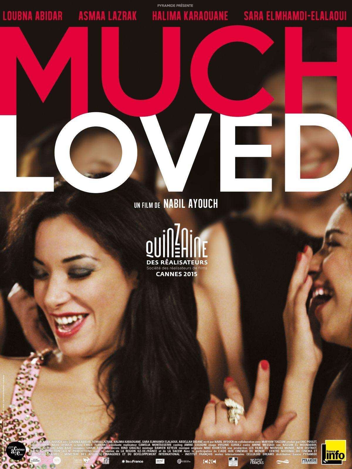 Votre dernier film visionné - Page 20 Much_Loved