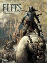 Couverture Kastennroc - Elfes, tome 11