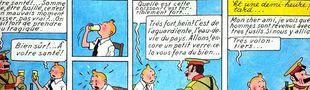 Cover Quel poivrot ce Tintin !