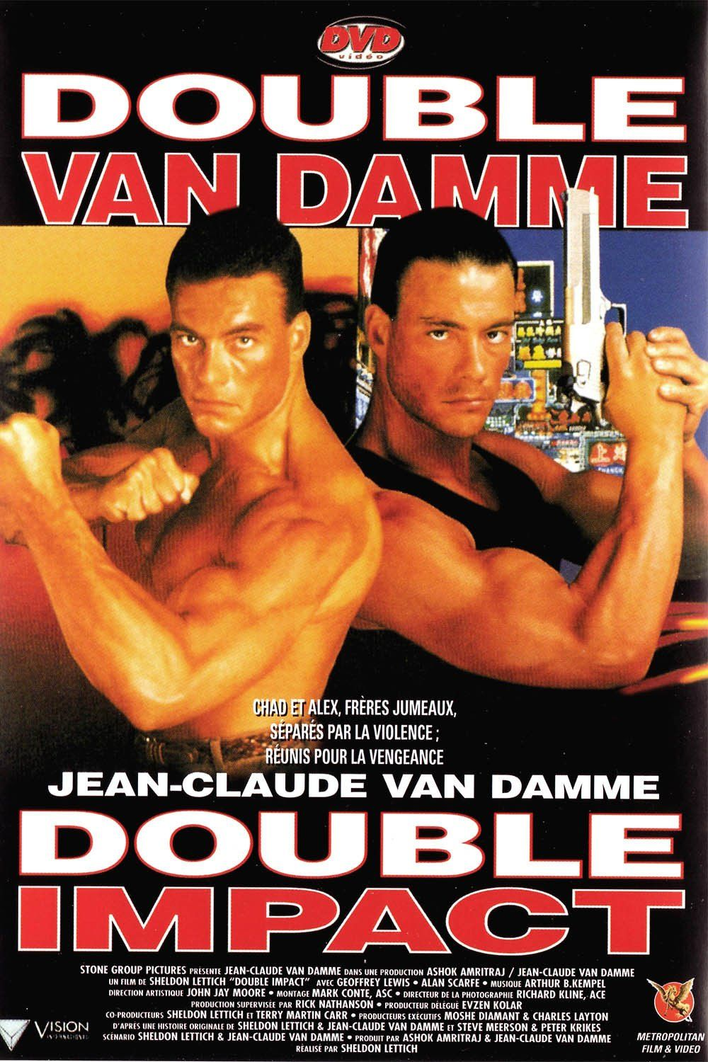 a critique of jean claude van damme in the movie double impact List of all jean-claude van damme movies & tv shows including most  successful and worst tv shows & movies  well with the film critics and  constantly received backlash for his acting skills  some of jean-claude van  damme unsuccessful films are 'cyborg,' 'streetfighter,' 'double team,' and ' swelter  double impact.