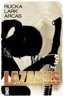 Couverture Ascension - Lazarus, tome 2