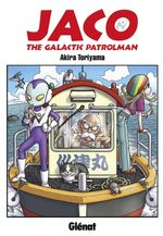 Couverture Jaco the Galactic Patrolman