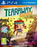 Jaquette Tearaway Unfolded