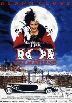 Affiche Les 101 Dalmatiens