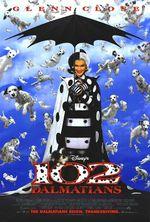 Affiche 102 Dalmatiens