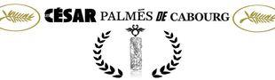 Cover Palmarès des César palmés de Cabourg