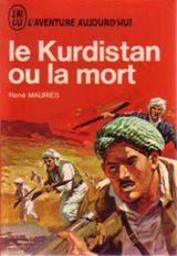 Couverture Le kurdistan ou la mort