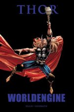 Couverture Thor: Worldengine