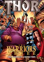 Couverture Thor: The Warriors Three: The Complete Collection
