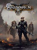 Jaquette Shadowrun : Dragonfall